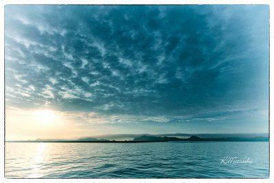 とある日の海岸