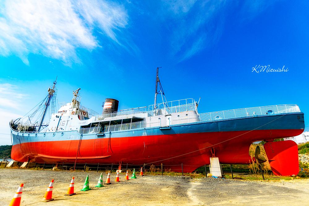 捕鯨船十六利丸